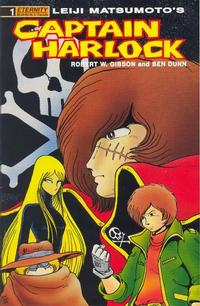 Cover Thumbnail for Captain Harlock (Malibu, 1989 series) #1