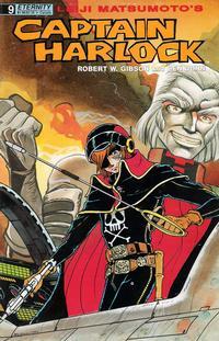 Cover Thumbnail for Captain Harlock (Malibu, 1989 series) #9