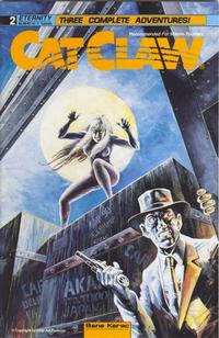 Cover Thumbnail for Cat Claw (Malibu, 1990 series) #2