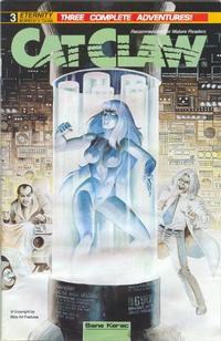 Cover Thumbnail for Cat Claw (Malibu, 1990 series) #3