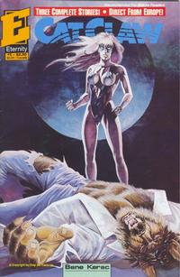 Cover Thumbnail for Cat Claw (Malibu, 1990 series) #5