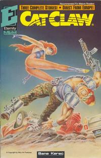 Cover Thumbnail for Cat Claw (Malibu, 1990 series) #6
