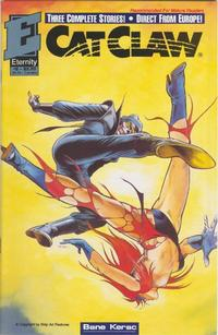Cover Thumbnail for Cat Claw (Malibu, 1990 series) #8