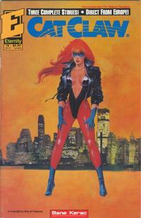Cover Thumbnail for Cat Claw (Malibu, 1990 series) #9