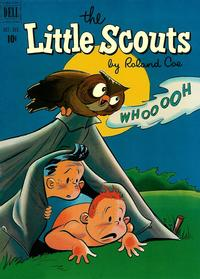 Cover Thumbnail for Little Scouts (Dell, 1951 series) #2