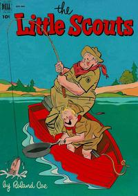 Cover Thumbnail for Little Scouts (Dell, 1951 series) #6