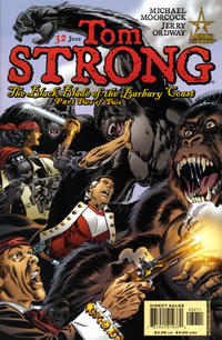 Cover Thumbnail for Tom Strong (DC, 1999 series) #32