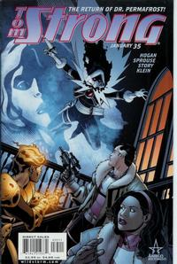Cover Thumbnail for Tom Strong (DC, 1999 series) #35