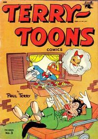 Cover Thumbnail for TerryToons Comics (St. John, 1952 series) #3