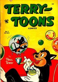 Cover Thumbnail for TerryToons Comics (St. John, 1952 series) #9