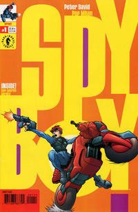 Cover Thumbnail for SpyBoy (Dark Horse, 1999 series) #1