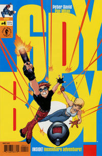 Cover Thumbnail for SpyBoy (Dark Horse, 1999 series) #4