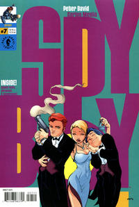 Cover Thumbnail for SpyBoy (Dark Horse, 1999 series) #7