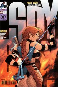 Cover Thumbnail for SpyBoy (Dark Horse, 1999 series) #8