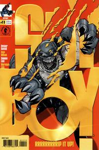 Cover Thumbnail for SpyBoy (Dark Horse, 1999 series) #11