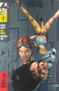 Cover Thumbnail for SpyBoy (Dark Horse, 1999 series) #15 [Tony Danial Cover]