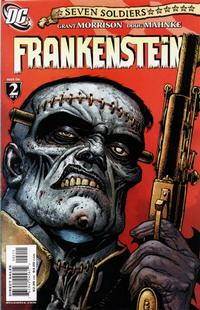 Cover Thumbnail for Seven Soldiers: Frankenstein (DC, 2006 series) #2