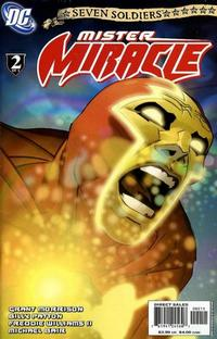 Cover Thumbnail for Seven Soldiers: Mister Miracle (DC, 2005 series) #2