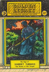 Cover Thumbnail for Golden Legacy (Fitzgerald Publications, 1966 series) #2