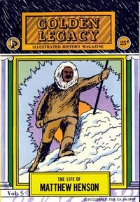 Cover Thumbnail for Golden Legacy (Fitzgerald Publications, 1966 series) #5