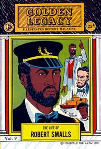 Cover Thumbnail for Golden Legacy (Fitzgerald Publications, 1966 series) #9