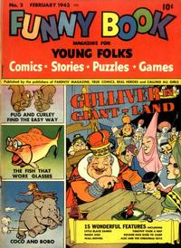 Cover Thumbnail for Funny Book (Parents' Magazine Press, 1942 series) #2