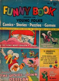 Cover Thumbnail for Funny Book (Parents' Magazine Press, 1942 series) #5