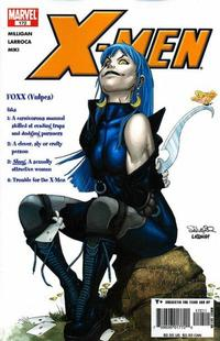 Cover Thumbnail for X-Men (Marvel, 2004 series) #172 [Direct Edition]