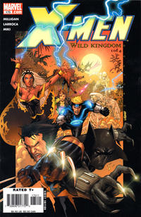 Cover Thumbnail for X-Men (Marvel, 2004 series) #175 [Direct Edition]