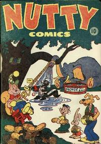 Cover Thumbnail for Nutty Comics (Harvey, 1945 series) #[3]