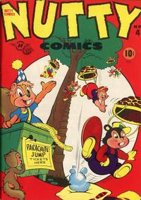 Cover Thumbnail for Nutty Comics (Harvey, 1945 series) #4