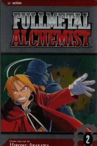 Cover Thumbnail for Fullmetal Alchemist (Viz, 2005 series) #2