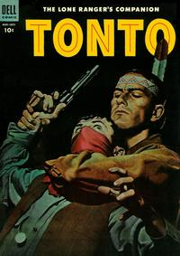 Cover Thumbnail for The Lone Ranger's Companion Tonto (Dell, 1951 series) #16