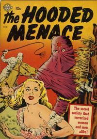 Cover Thumbnail for The Hooded Menace (Avon, 1951 series)