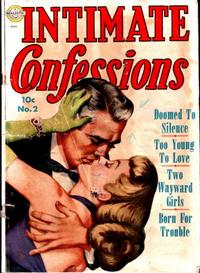 Cover Thumbnail for Intimate Confessions (Avon, 1951 series) #2