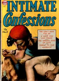 Cover Thumbnail for Intimate Confessions (Avon, 1951 series) #3