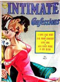 Cover Thumbnail for Intimate Confessions (Avon, 1951 series) #7