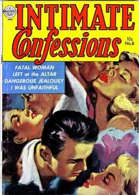 Cover Thumbnail for Intimate Confessions (Avon, 1951 series) #8