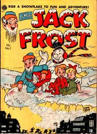 Cover Thumbnail for Little Jack Frost (Avon, 1951 series) #1