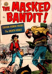 Cover Thumbnail for The Masked Bandit (Avon, 1952 series)