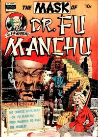 Cover Thumbnail for The Mask of Dr. Fu Manchu (Avon, 1951 series)