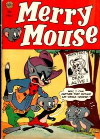 Cover Thumbnail for Merry Mouse (Avon, 1953 series) #1