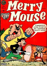 Cover Thumbnail for Merry Mouse (Avon, 1953 series) #4