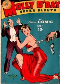 Cover Thumbnail for Molly O'Day (Avon, 1945 series) #1