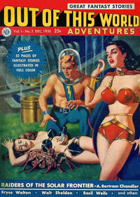 Cover Thumbnail for Out of This World Adventures (Avon, 1950 series) #2