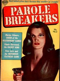 Cover Thumbnail for Parole Breakers (Avon, 1951 series) #2