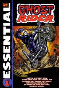 Cover for Essential Ghost Rider (Marvel, 2005 series) #1