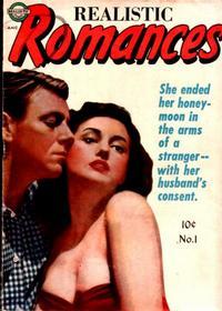 Cover Thumbnail for Realistic Romances (Avon, 1951 series) #1