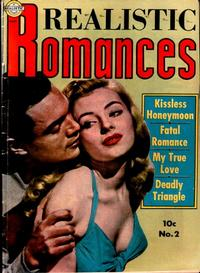 Cover Thumbnail for Realistic Romances (Avon, 1951 series) #2