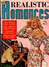 Cover Thumbnail for Realistic Romances (Avon, 1951 series) #3